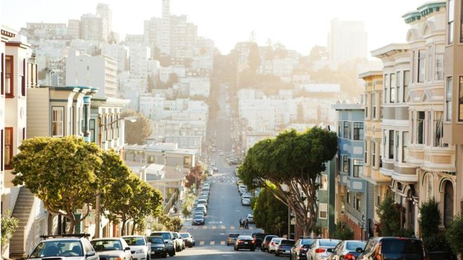 San Francisco Has the Highest Wages Globally