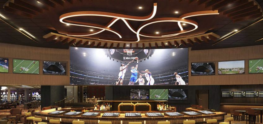 The Second New Jersey Sportsbook from MGM and Borgata Finally Launched