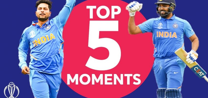 Cricket World Cup: 5 Insane Moments